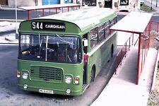 Crosville MCA612P Carmarthen 23/07/76 Bus Photo