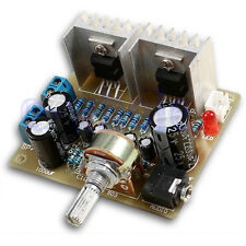 DIY Kit 2.0 Dual-Channel TDA2030A Power Amplifier Module TW