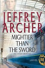 The Clifton Chronicles: Mightier Than the Sword 5 by Jeffrey Archer (2015,...
