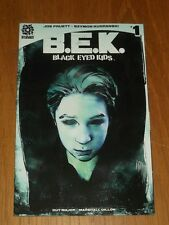 BLACK EYED KIDS #1 AFTERSHOCK COMICS VARIANT