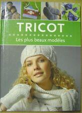 Livre Tricot les plus beaux modèles  /P26