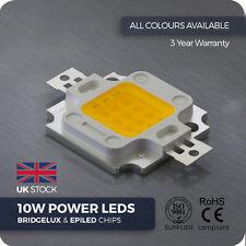 1/ 5/ 10 / 20 pcs 10W High Power LED - Grow lights aquarium LED COB PCB heatsink