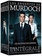 COFFRET DVD INTEGRALE LES ENQUETES DE MURDOCH SAISON 1 A 5