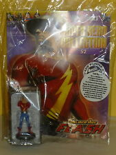 GOLDEN AGE FLASH - Eaglemoss DC Super Hero Collection  NEW SEALED No 52 FIGURINE