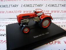 Tracteur 1/43 universal Hobbies BAUTZ 300 TD 1960