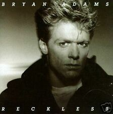 Bryan Adams : Reckless (CD)