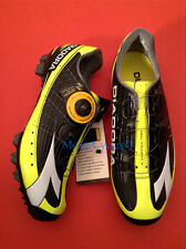 Diadora X-Vortex Pro Mountain bike SPD Shoes Black/Yellow EU 43 US 9.5