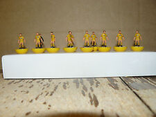 DUKLA PRAGUE 1976 SUBBUTEO TOP SPIN TEAM