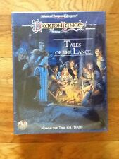 AD&D 2nd edition Dragonlance- Tales of the Lance New Never Opened Dragon Lance