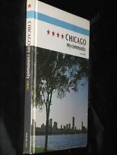 New CHICAGO MY COMMUNITY Greig 1972 Book Hardcover History over 200 Photo Pics