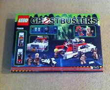75828 Lego Ghostbusters Car Ecto 1 & 2 New & Sealed.
