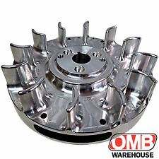 Billet Flywheel For GX340 GX390 Engines Non-Adjustable Mini Bike Go Kart Racing