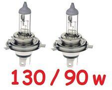 1 pr H4 Globes bulbs 90/130W Holden RA Rodeo Jackaroo Gemini Torana LJ LC LX LH