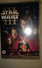 STAR WARS REVENGE OF THE SITH  DVD  2 DISC NEW BUT NOT SEALED