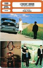Movie Card. Fiche Cinéma. L'enfant miroir / The reflecting skin (G-B) 1990