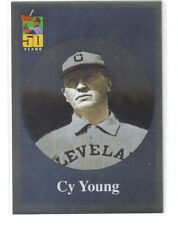 2001 Topps Before There  Was Topps #BT3 Cy Young