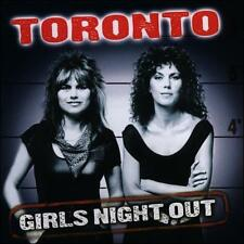 FREE US SHIP. on ANY 2 CDs! NEW CD Toronto: Girls Night Out