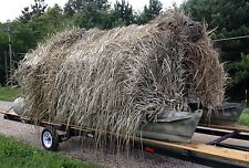 Duck Blind Grass Camo Boat Kit (14' to 16' boat)