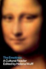 The Emotions : A Cultural Reader (2007, Paperback)