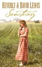 Sanctuary by David Lewis and Beverly Lewis (2001, Hardcover)