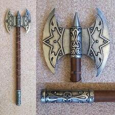 Valquiras - (Valkyries) Viking Warrior Axe Perfect For Wall Display. Stage Prop