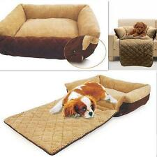 Durable Cozy Warm Pet Puppy Dog Cat Mat Pad Couch Cushion Basket Bed Sofa