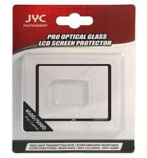 JYC Pro LCD Screen optical glass Protector Cover for Canon EOS 450D 450d