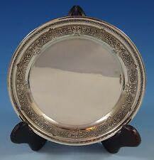 RENAISSANCE BY INTERNATIONAL STERLING SILVER DESSERT PLATE #H418 (#1229)