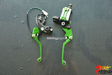 Brake Clutch Master Reservoir Lever For Honda XR 400R 96-03 400 Motard 05-07 G