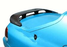 FOR CARBON FIBER  HONDA  92-97 DEL SOL CRX TYPE-R REAR WING TRUNK SPOILER