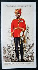 HYDERABAD Cavalry      British Indian Army    Vintage Card