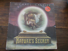 Michael Cassidy - nature's secret - golden lotus records 1979