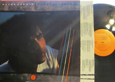 "► Peter Godwin - Correspondence (with ""Baby's in the Mountains"") '83 (of Metro)"