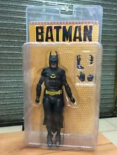 "7"" BATMAN 1989 Michael Keaton 25th Classic Movie Ver Action Figure"