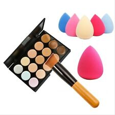 Contour Face Cream Make-up Concealer Palette Kit Pro Partei Beauty 15 Farben