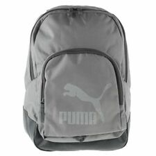Puma Steel Gray-Dark Shadow Halls Backpack Bag 07281003