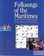 Folksongs of the Maritimes: From the Collections of Helen Creighton and Other Di