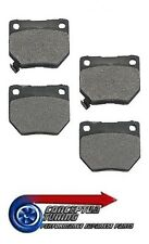 OE Spec Rear Brake Pads FREE UK Post Fit - R32 Skyline GTR RB26DETT Non V-Spec