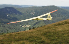 Giant 1/6 Scale British Slingsby Skylark 4 Sailplane Plans and Templates