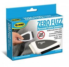 Zero Fuzz Fabric Groomer Clean Sweater Lint Remover Portable Travel Pouch JB7011