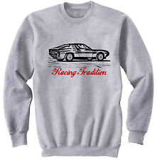 ALFA ROMEO MONTREAL TRADITION P - NEW COTTON GREY SWEATSHIRT ALL SIZES IN STOCK