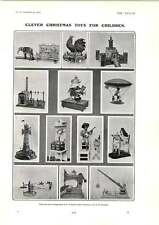 1902 Uncle Lubin Among The Icebergs Clever Christmas Toys