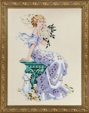 "SALE! COMPLETE XSTITCH KIT ""FLORENTINA MD138"" by Mirabilia"
