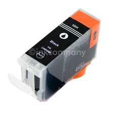 1x CANON bk XL PGI5 für Drucker IX4000R IP5300 IX5000 MP500 MP510 MP520X MP530
