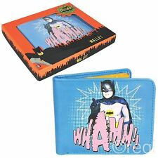 Nuevo DC Classic Series Batman whamm! cartera Adam West Retro 1966 oficial