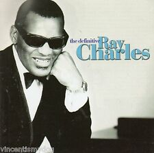 Ray Charles - The Definitive Ray Charles (46 track double CD 2004)