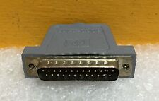 HP 5060-4462 RS-232-C Loopback Test Plug, for use with 33717B, 37721A, etc.
