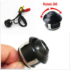 Mini 360° Rotatable Auto Front/Side/Rear View Reverse Backup Parking Camera Tool