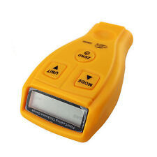 1pcs Digital Car Auto Coating Paint Iron Ultrasonic Thickness Gauge Meter Tool