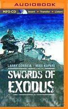 Dead Six: Swords of Exodus 2 by Mike Kupari and Larry Correia (2015, MP3 CD,...